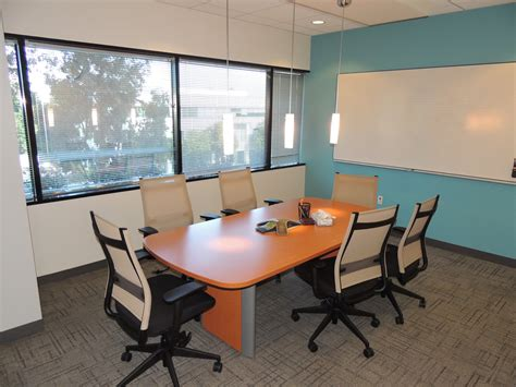 Small Conference Room by Community Conference Space Silicon Valley Community