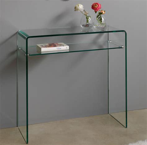 Ikea Table by Console Murale En Verre Design Elsa