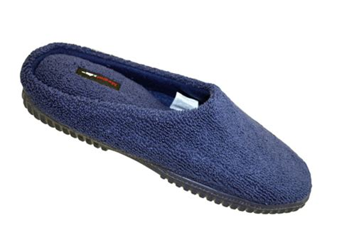 washable mens slippers mens magnetudes washable towelling mules slippers uk 7