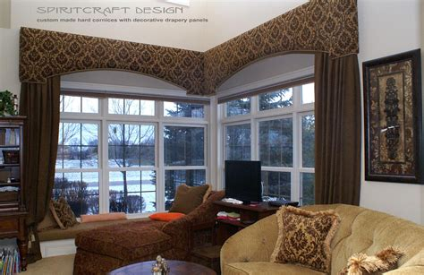 Custom Window Drapery custom window treatments drapery valance swags in lake il