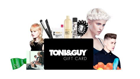 Toni Guy Gift Card - rewards gift card toni guy