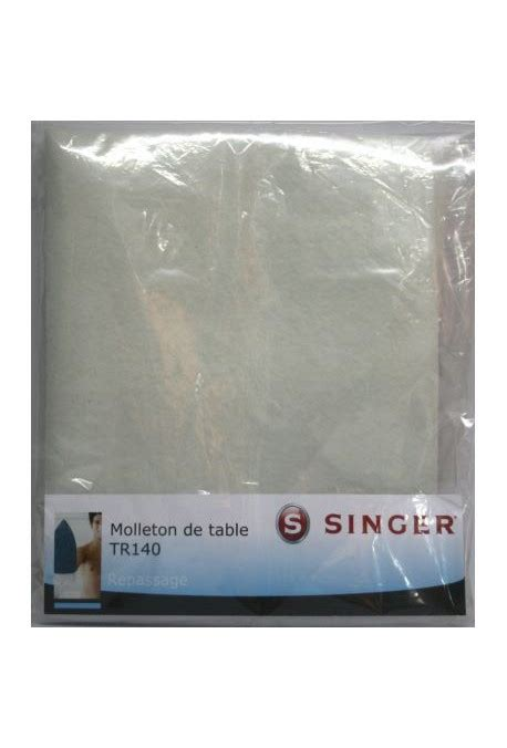 molleton table 224 repasser singer tr140 r 233 f mol 1837