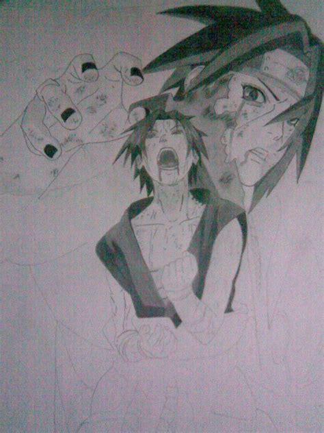 imagenes de itachi para dibujar a lapiz dibujo n 186 14 itachi sasuke taringa