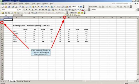 format excel to print labels formatting in excel