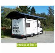 Carport Camping Car Alu Abri En Kit Car3676alcc