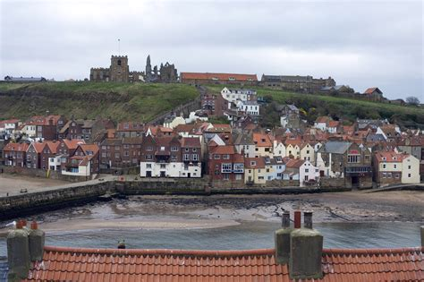 free stock photo of whitby cottages photoeverywhere