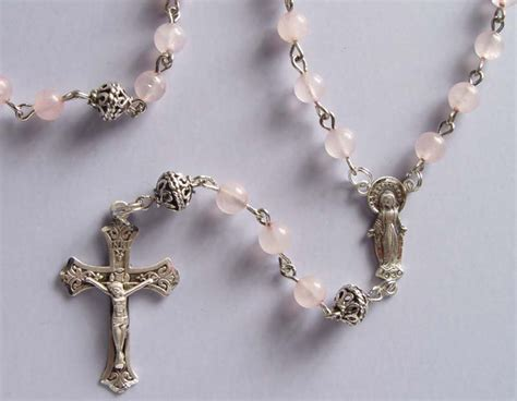 Handmade Rosaries - handmade rosaries necklace child rosary rosary