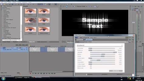 tutorial sony vegas pro 10 youtube sony vegas pro 10 tutorial youtube