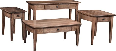 apple creek sofa table driftwood levin furniture