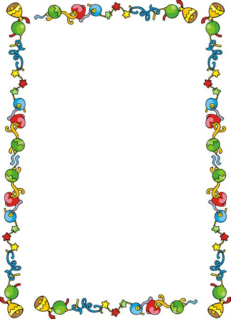 christmas themed borders download christmas clip art free happy holidays