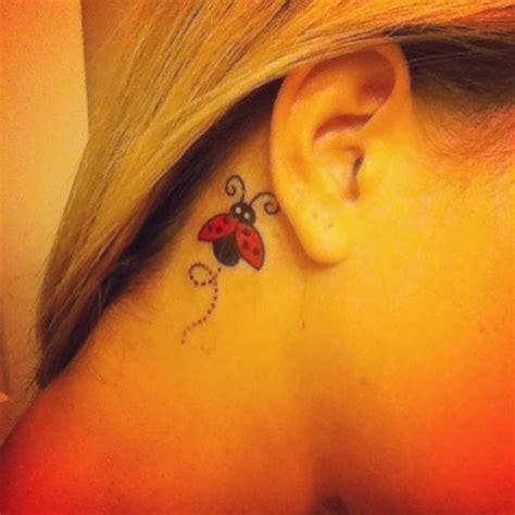 small ladybug tattoo designs ladybug tattoos and designs page 51