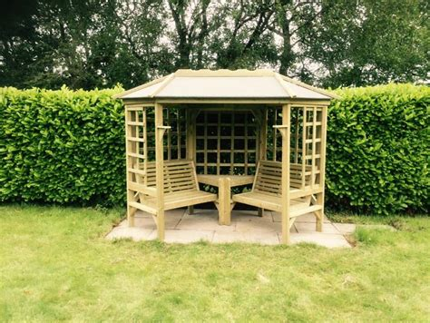 Trellis With Bench Churnet Valley Garden Furniture Ltd Quality Handcrafted