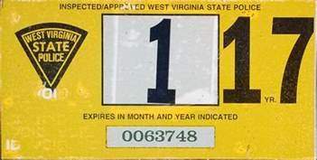 Wv Vanity Plates West Virginia 5 Y2k