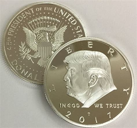 donald trump for president caign 2017 president donald trump inaugural silver eagle