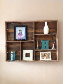 wooden wall bookshelves reclaimed wood wall shelf large by delhutsondesigns on etsy