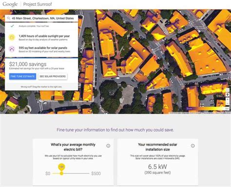 google s project sunroof aims to make it easier for you to google s project sunroof aims to make it easier for you to