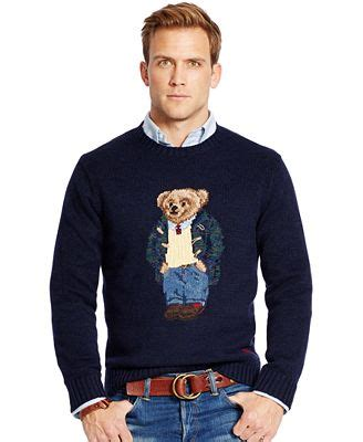 How To Use Ralph Lauren Gift Card Online - polo ralph lauren polo bear wool sweater sweaters men macy s