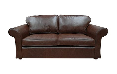 brown leather settee too much brown furniture a national epidemic lorri