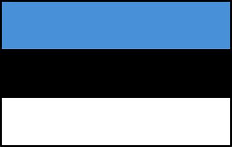 file flag of estonia bordered svg wikipedia