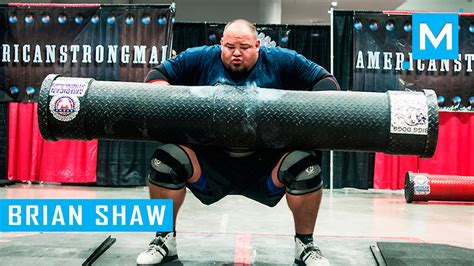 brian shaw bench press brian shaw strongman training with world s strongest man