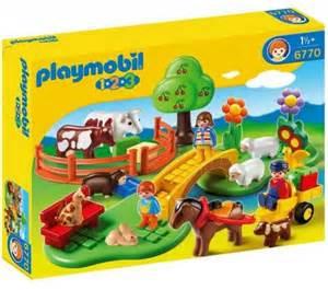 playmobil countyside 6770 table mountain toys