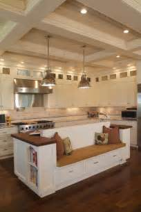 Kitchen Islands With Seating For 4 by 19 Must See Practical Kitchen Island Designs With Seating