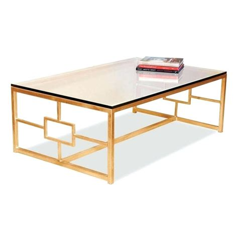 Glass Coffee Tables Uk Glass And Gold Coffee Table Medicaldigest Co