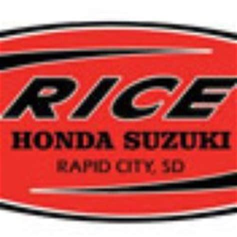 Rice Honda Suzuki Rapid City Rice Honda Suzuki Motorcycle Dealers 301 Cambell St