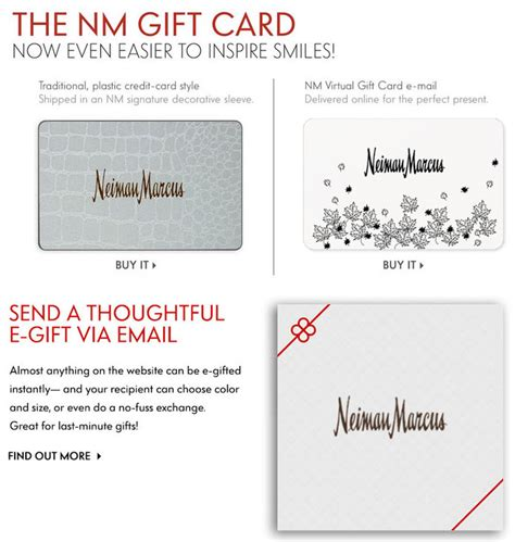 Nm Gift Card - neiman marcus gift cards at neiman marcus