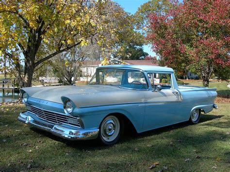 ranchero car 1958 ford ranchero pickup 139164