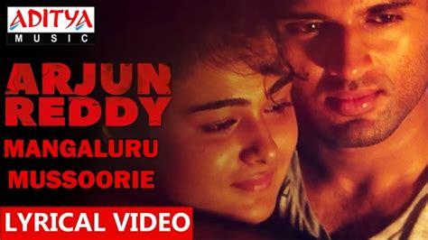 download mp3 from arjun reddy dhooram full video song hd 1080p arjun reddy telugu