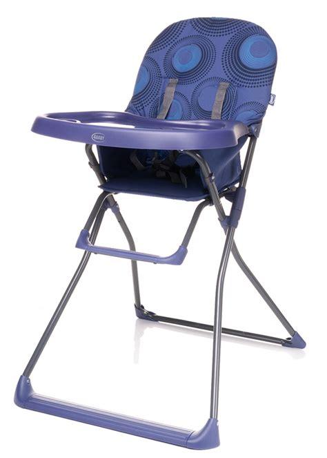 chaise haute bébé design flower chaise haute pour b 233 b 233 pliable gain de place