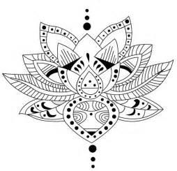 Picasso Chandelier Coloriage Adulte Tatouages Tatouage Lotus 1