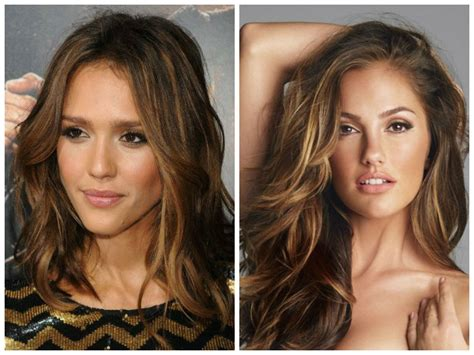 balayage light brown hair balayage highlights ideas hair world magazine