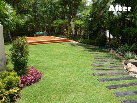bangkok landscaping thai garden design