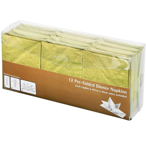 Pre Folded Paper Napkins - pre folded paper napkins 28 images restaurant napkins