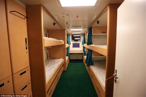 Cabin On A Ship by Royal Navy Ship Sets Sails In 2020 Says Captain Of 72 000 Tonne Vessel Daily