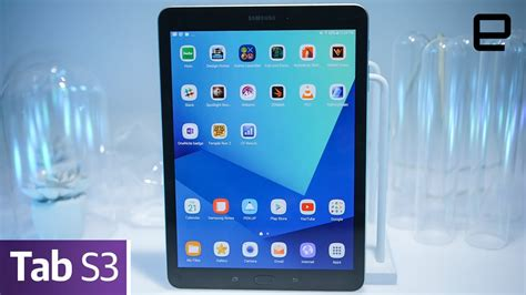 Samsung Tab 3 Review samsung galaxy tab s3 review