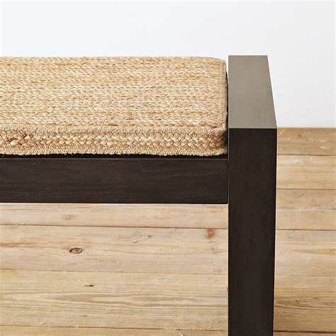 west elm terra bench terra bench cushion west elm