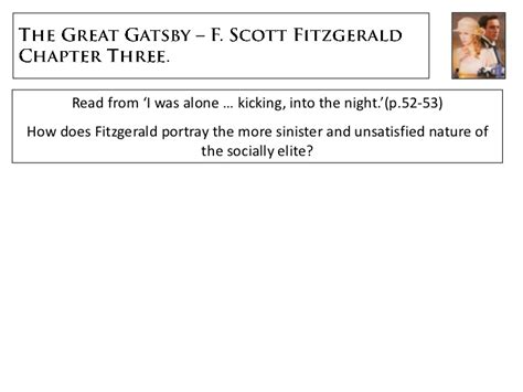 themes of great gatsby chapter 2 the great gatsby pri