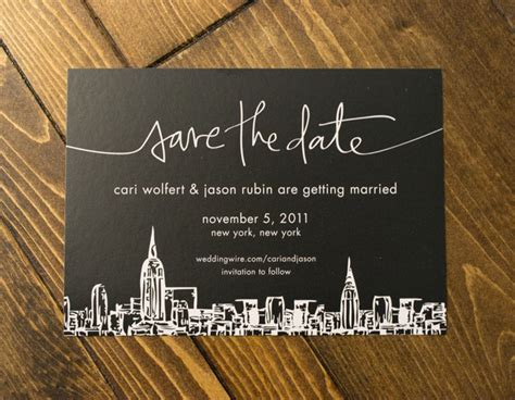 invitation design nyc cari jason wedding alread designs graphic design