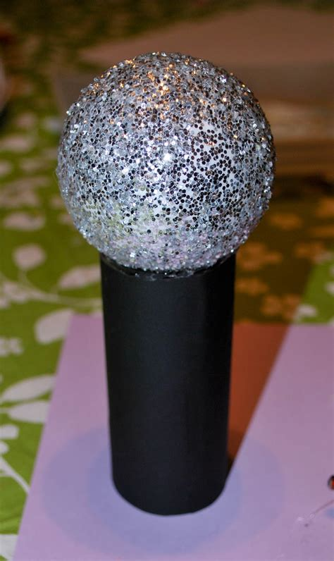 How To Make A Paper Microphone - how to do something how to make play microphones