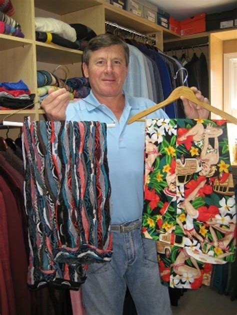Craig Sager Wardrobe by Loving Reporter Sager S Wardrobe Speaks Loudly