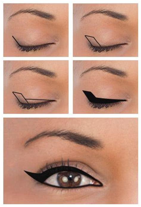 eyeliner tutorial for deep set eyes makeup for deep set eyes mugeek vidalondon