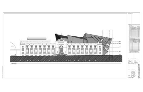 royal ontario museum floor plan architecture as aesthetics royal ontario museum