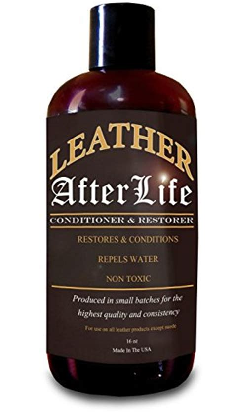 best car leather restorer leather afterlife leather conditioner the best leather
