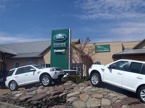 land rover gwinnett hennessy jaguar land rover gwinnett car dealership in