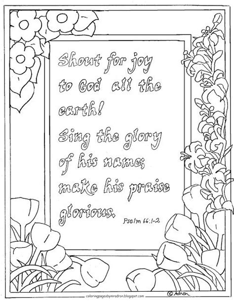bible coloring pages joy 275 best images about coloring pages for kid on pinterest