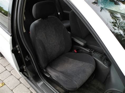 comfortable bucket seats 1998 saturn sl2 for sale in fort myers fl stock 230089