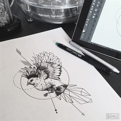 geometric animal tattoo tattoo collections